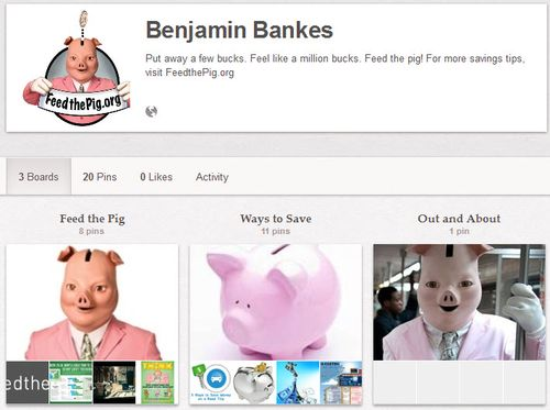 Benjamin on Pinterest