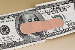 Money-bandaid