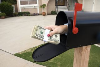 Mailbox-tax-return