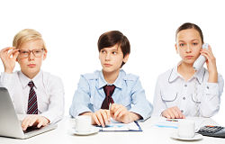 Professional-kids