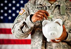 Military-savings