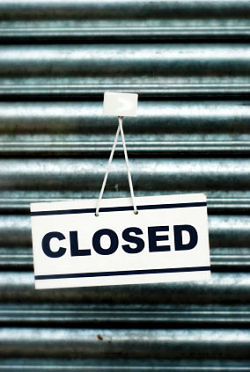 Government-closed