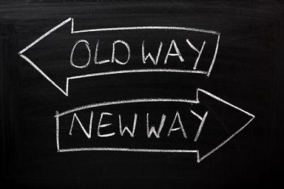 One-way-new-way