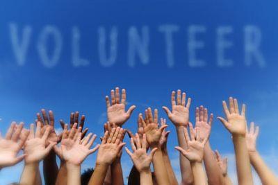 Volunteer-april