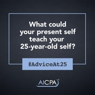 Advice at 25