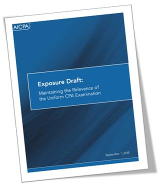 CPA exposure draft