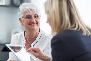 Advising seniors