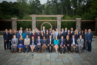 Leadership Academy group photo